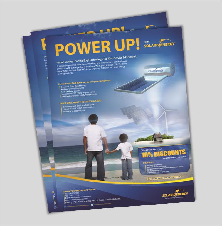 Solaris Caribbean Beat Print Ad