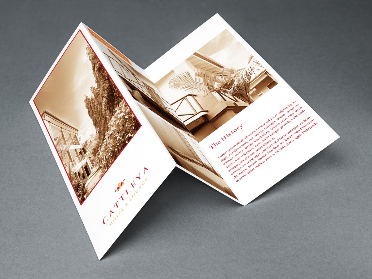 Cattleya Tri-Fold Brochure
