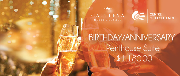 Cattleya Hotel Flyer 1