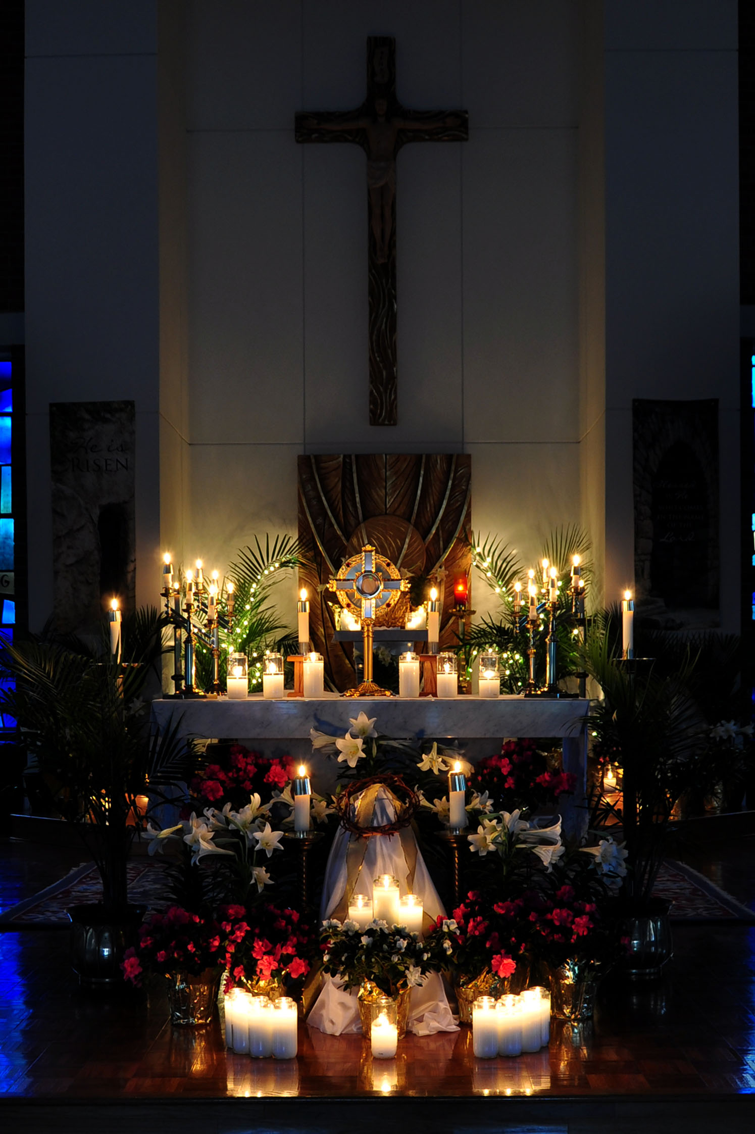Feast of Divine Mercy Adoration