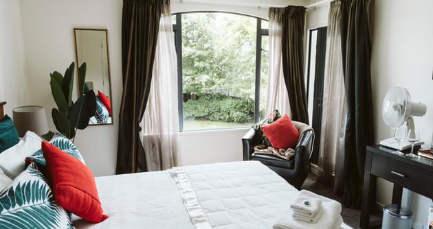 Poppy Suite towards window