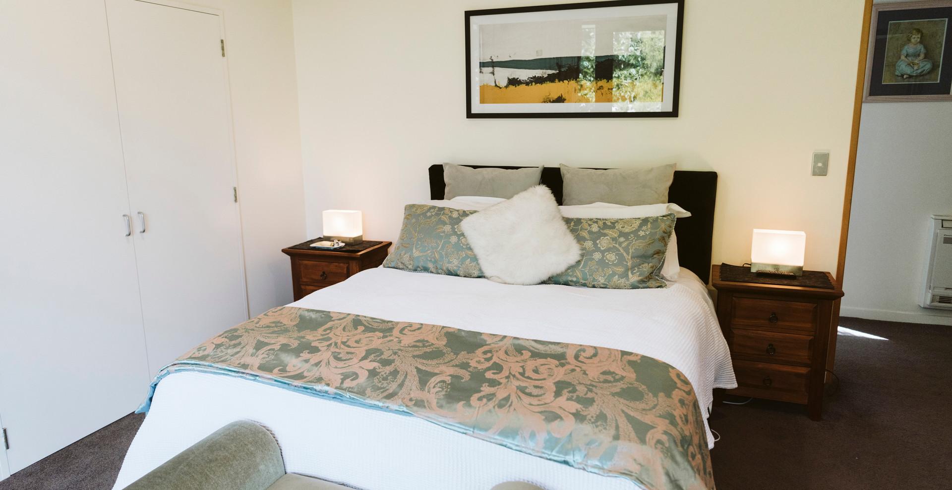 Punamu Room bedroom