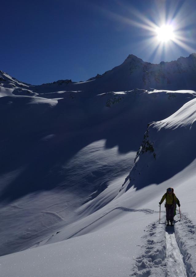 Silvretta Alps, Austria