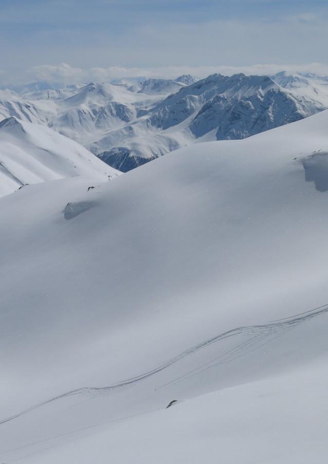 Albula Alps, Switzerland