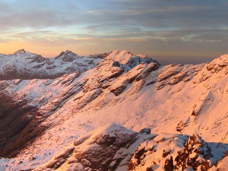 A Winter Traverse of the Cuillin Ridge