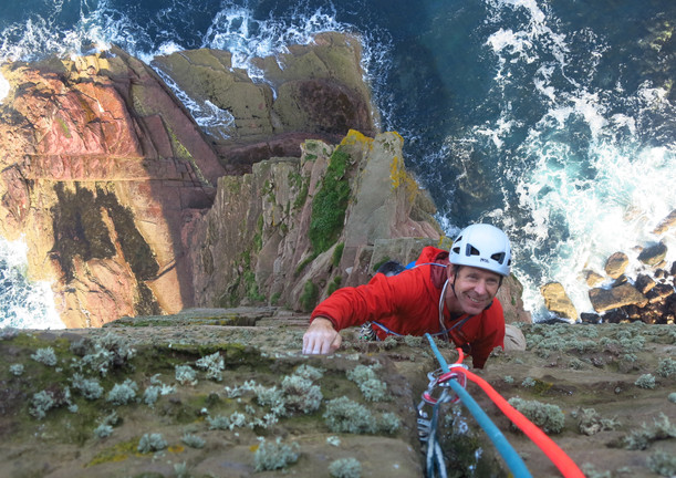 A Few Dollars More, The Old Man of Hoy