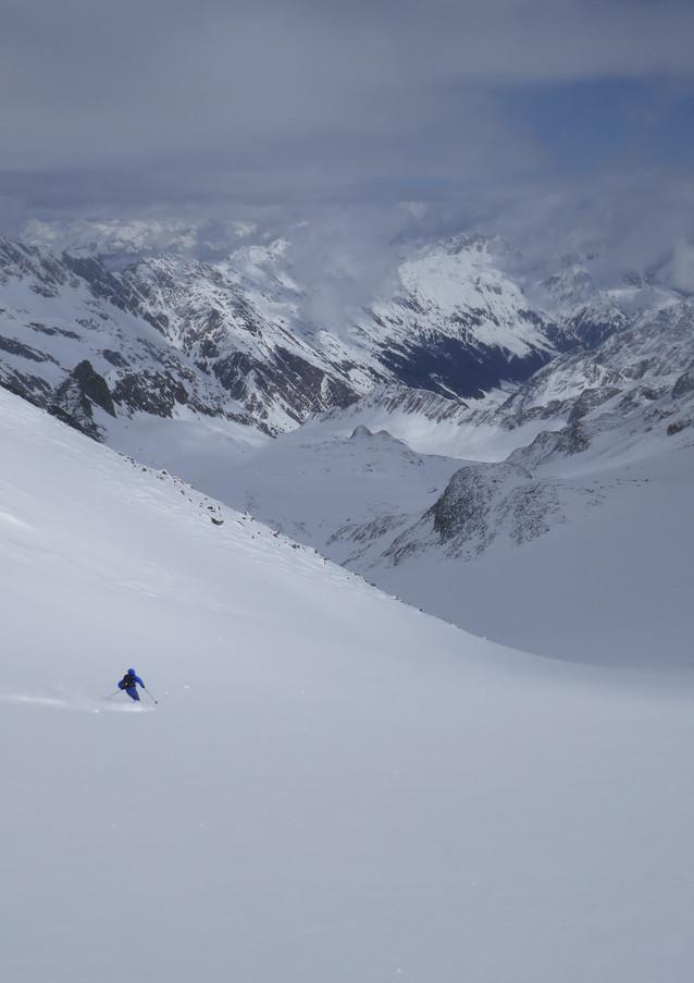 Stubai Alps, Austria