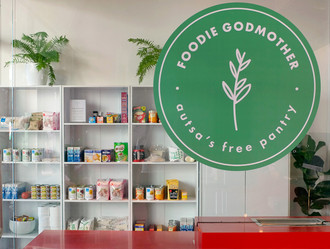 'Foodie Godmother' a Success