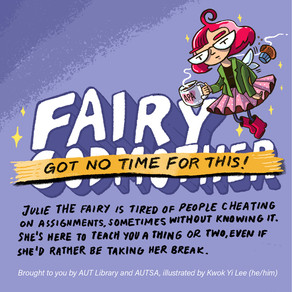 Fairy Got No Time For This!
