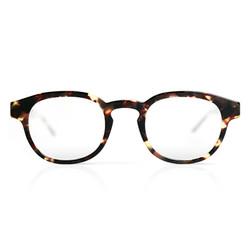 Schildpatt-Brille