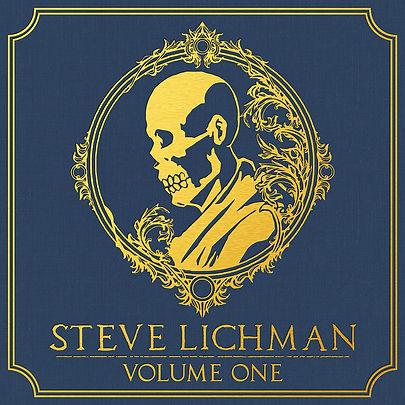 Steve-Lichman---Volume-1---Cover.jpg