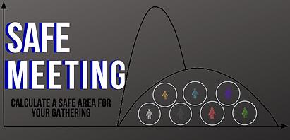 Safe Meeting logo