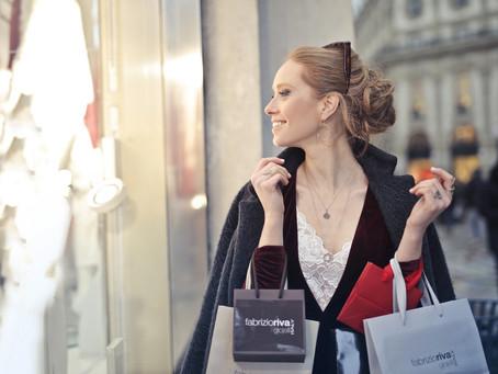 A experiência de compra