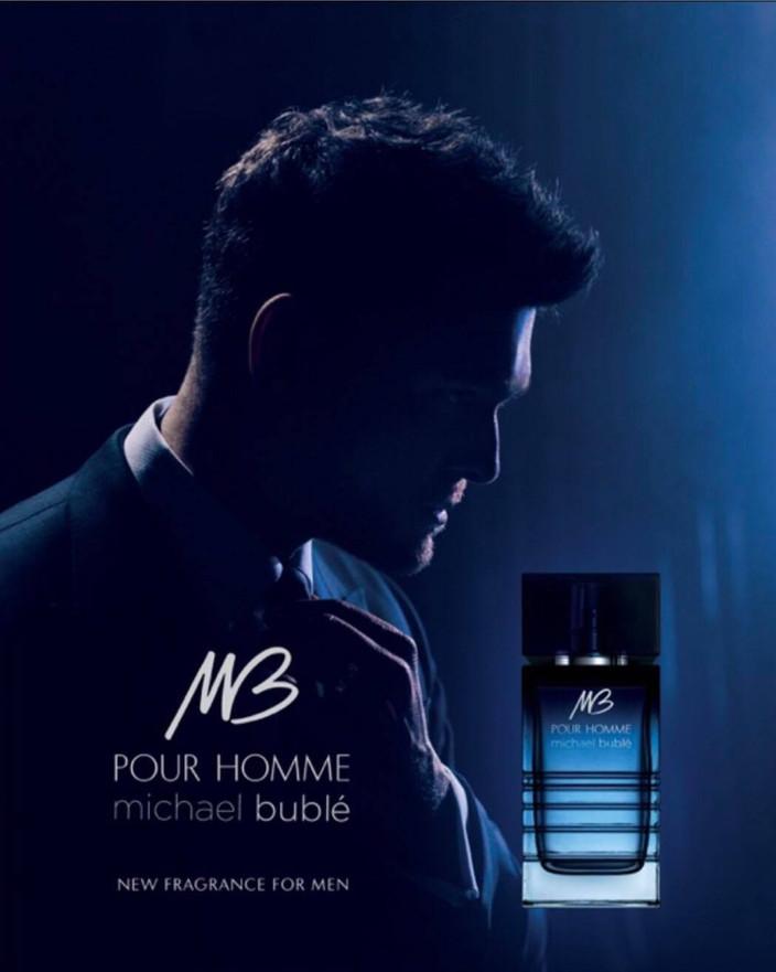 Pour Homme by Michael Bublé
