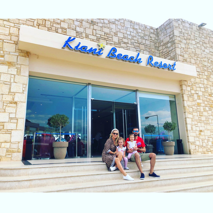 Kiani Beach Resort, Crete