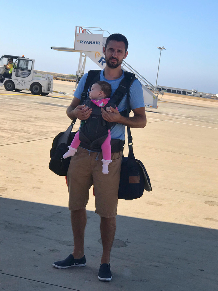 Traveling with a baby!