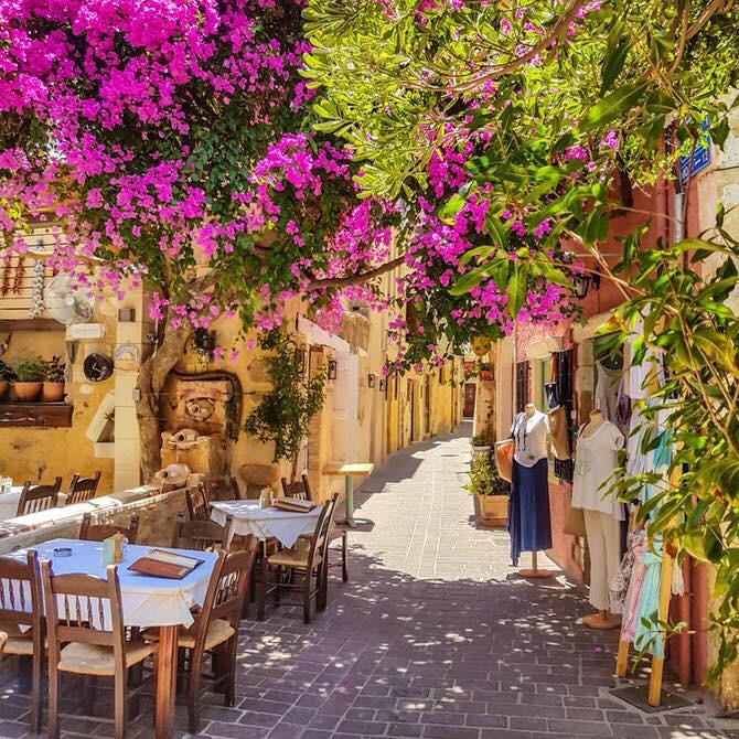 Visiting Crete!