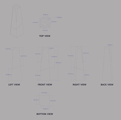 CCuts Candle Holders Tech Drawings_Large