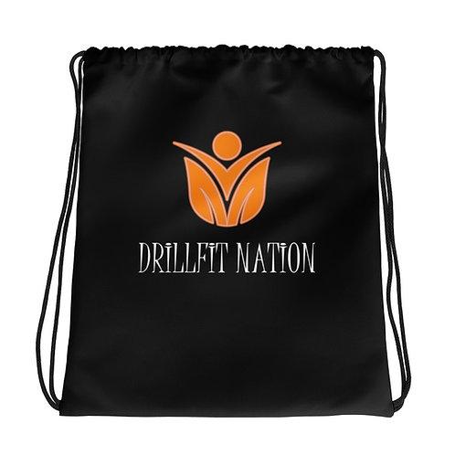 DrillFit Drawstring bag