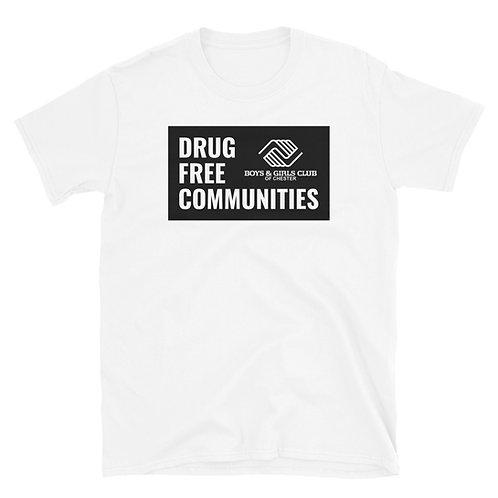 DFC Blocked Short-Sleeve Unisex T-Shirt