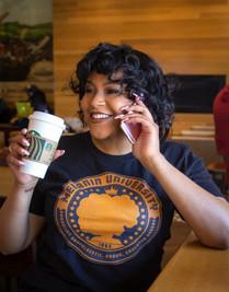 Graphic TShirt African American Apparel