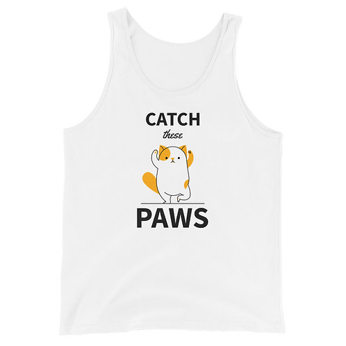 CATCH THESE PAWS