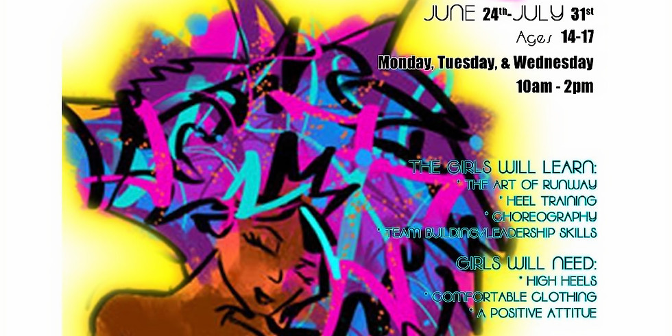CAAT Center Art & Fashion Summer Camp for Girls