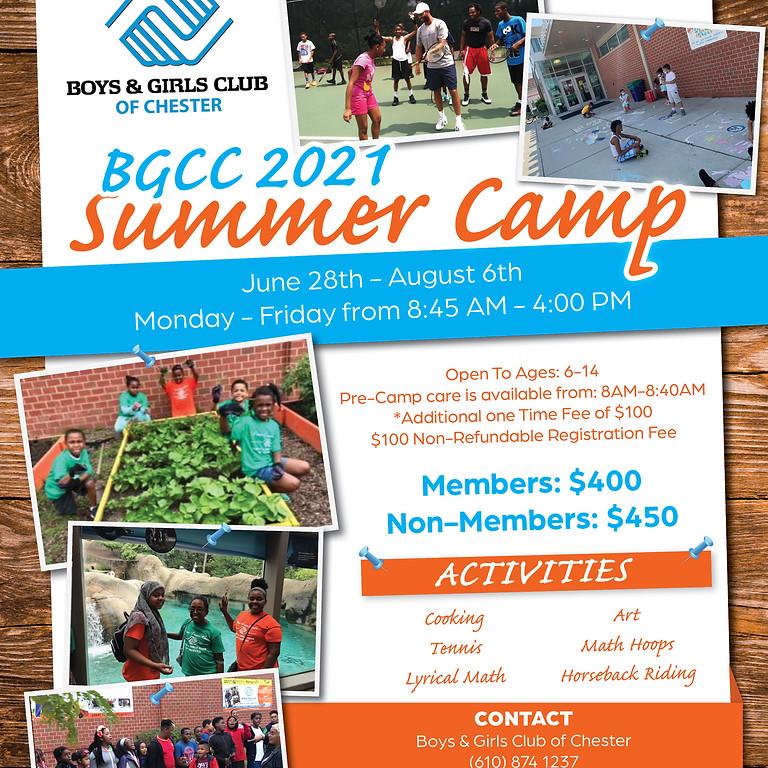 BGCC 2021 Summer Camp