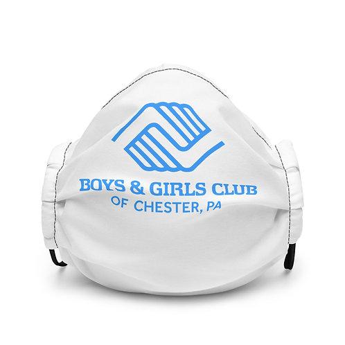 BGCC Alumni Premium face mask