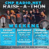 CMP Raise-A-Thon Weekend flyer.png