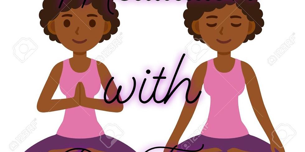 Meditation with Dr. Fatima