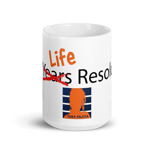 New Life Resolution Coffee Mugs