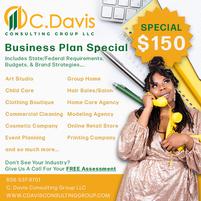 C Davis - Business Plan Special