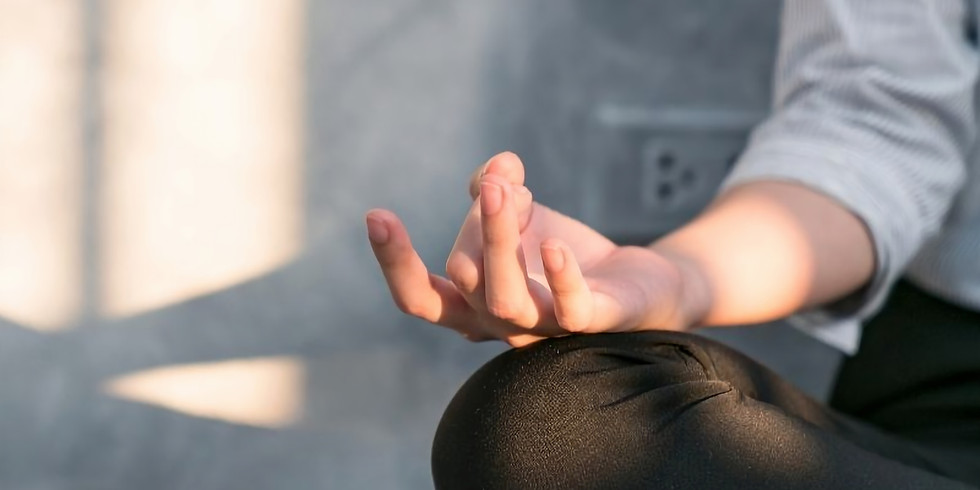 Meditation: Restorative Practice for Body, Mind, Heart & Soul