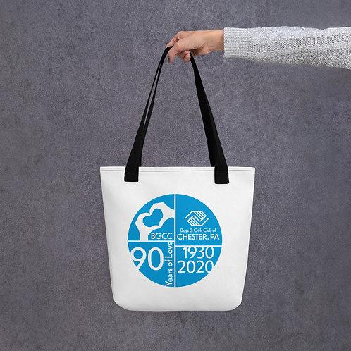 90 Years of Love Tote bag