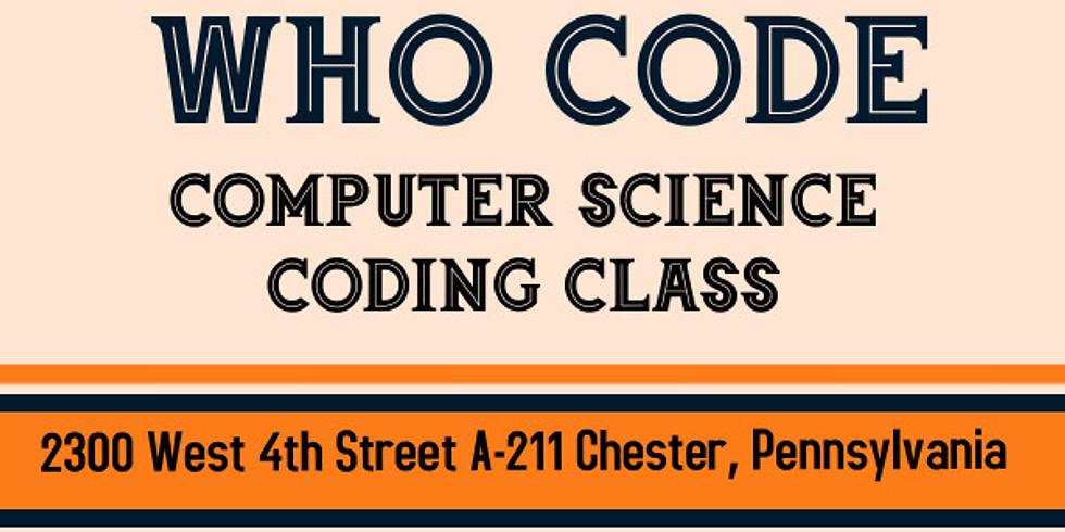 Girls Who Code: Computer Science Coding Class - Meet & Greet