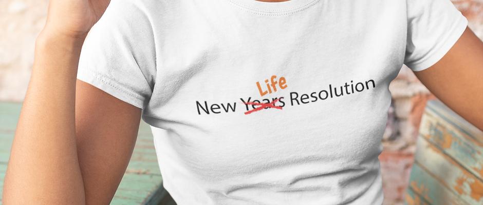 New Life Resolution