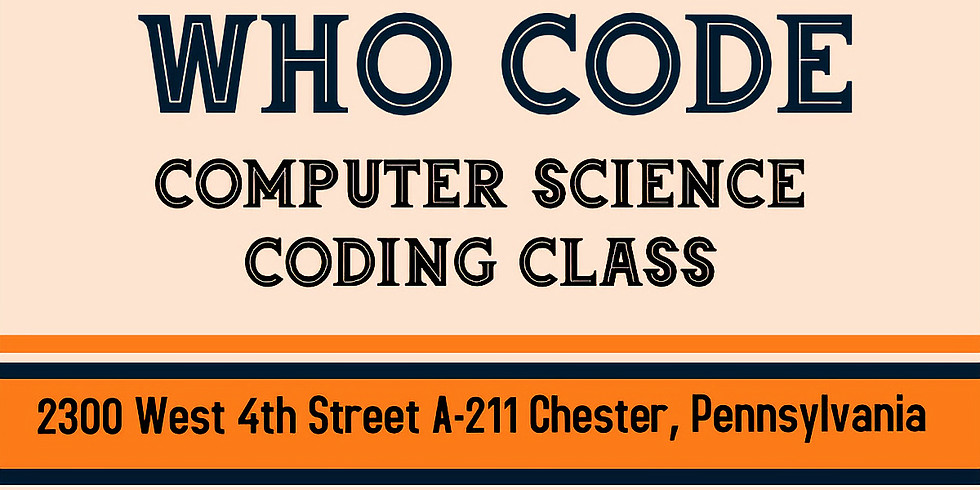 Girls Who Code - Computer Science Coding Class