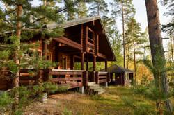 Finlande   Chalet   Hébergement