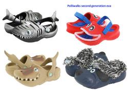 Polliwalks Shoe Samples 2