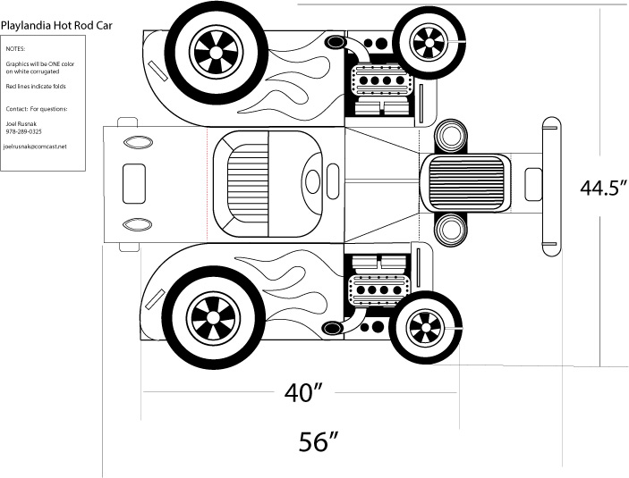Hot Rod Layout