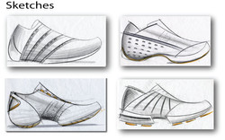 Shoe Concept Sketches
