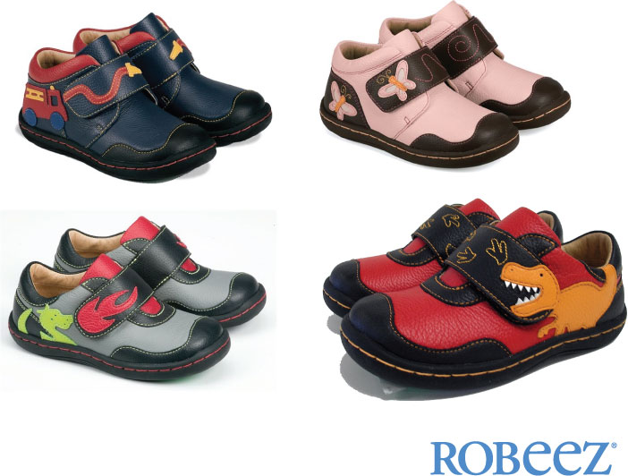 Robeez Shoe Samples