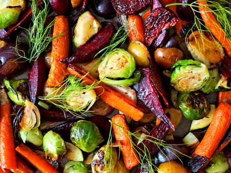 Crank Up the Heat-Roasting Veggies 101