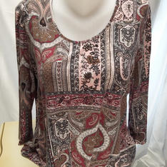 Tee Shirt Ch. Laure Réf: 15187-1571-4
