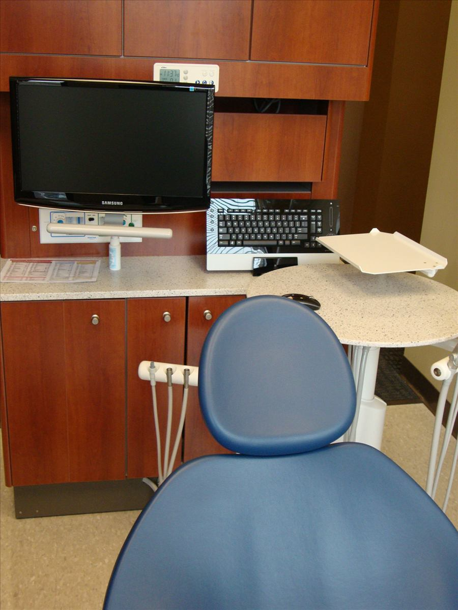Astoria Dentistry Patient Rooms