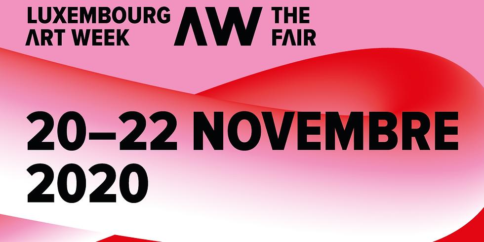 Luxembourg Art Week 2020