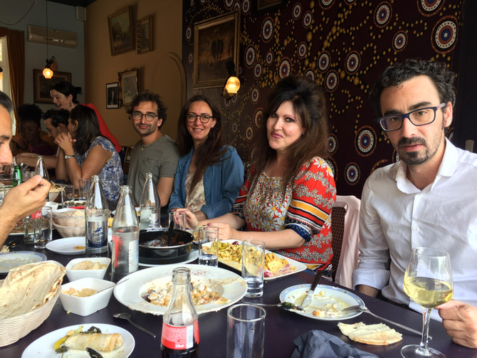 MeetUps with Riad Taha