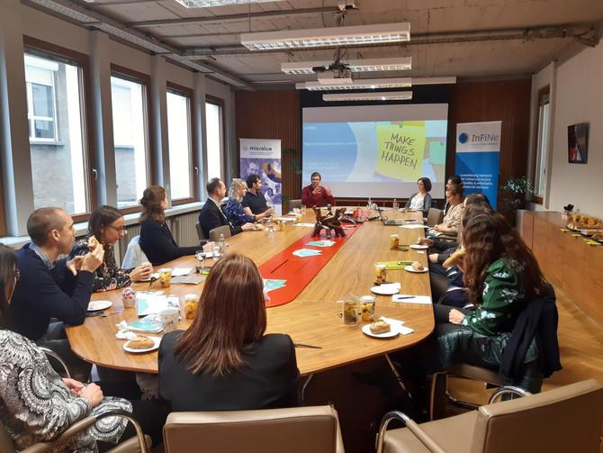 Migrant Entrepreneurship in Luxembourg