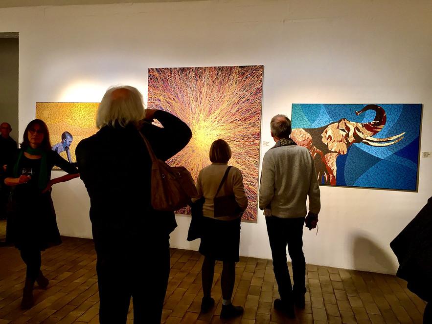 Exhibition Perticipation